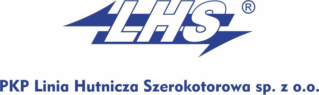 logo LHS z nazwą